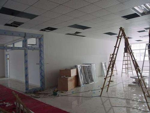 滁州厂房装修中有哪些隐蔽工程?